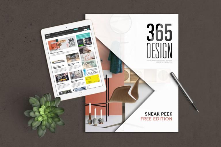 365DESIGN - brancheunivers til design- og interiørbranchen