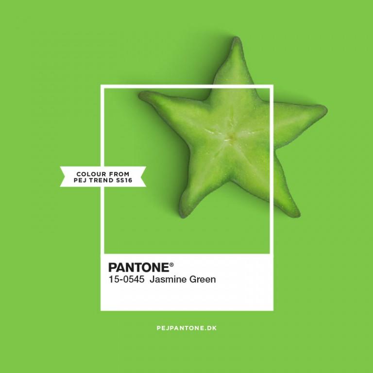 Pantone - jasmine green - pejpantone.dk