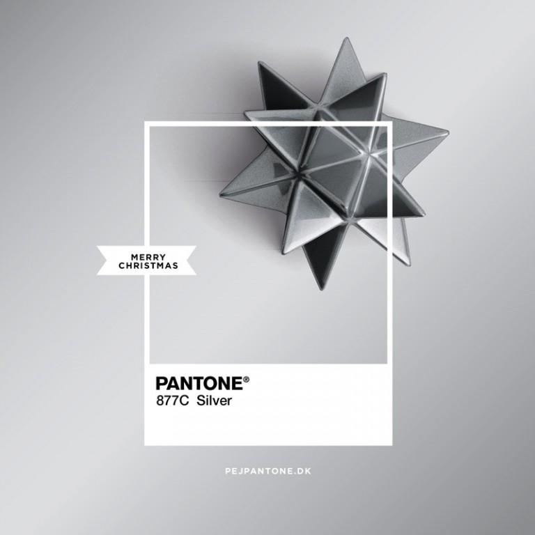 Pantone - silver - pejpantone.dk