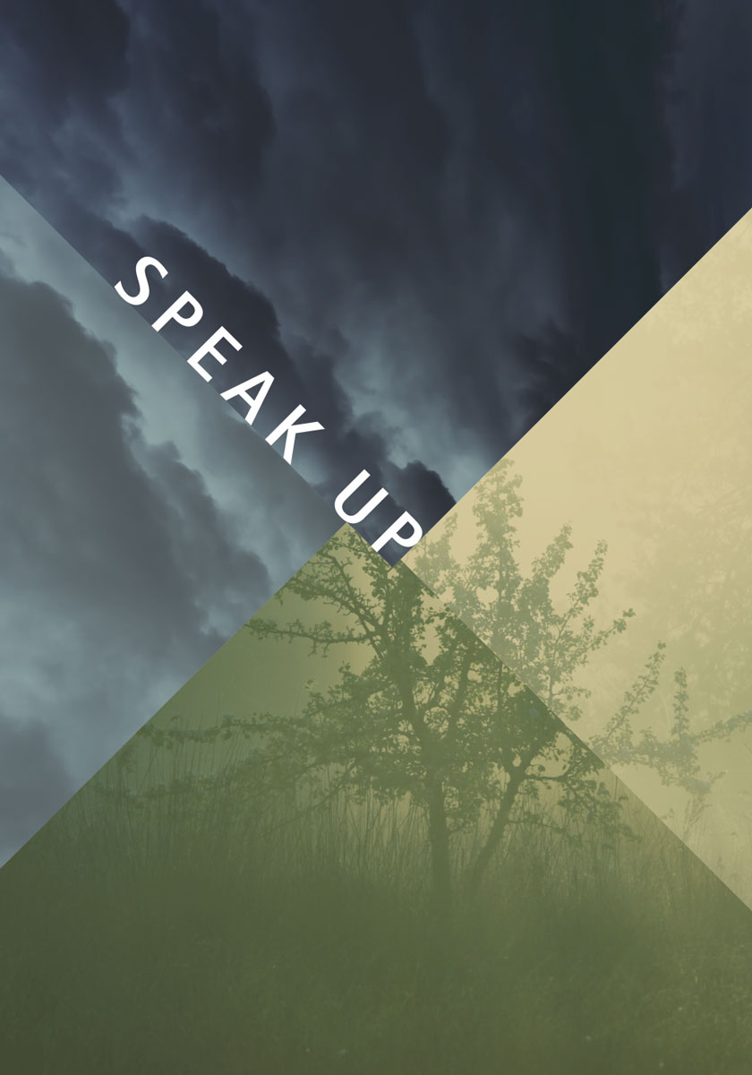 FORMLAND - Speak Up