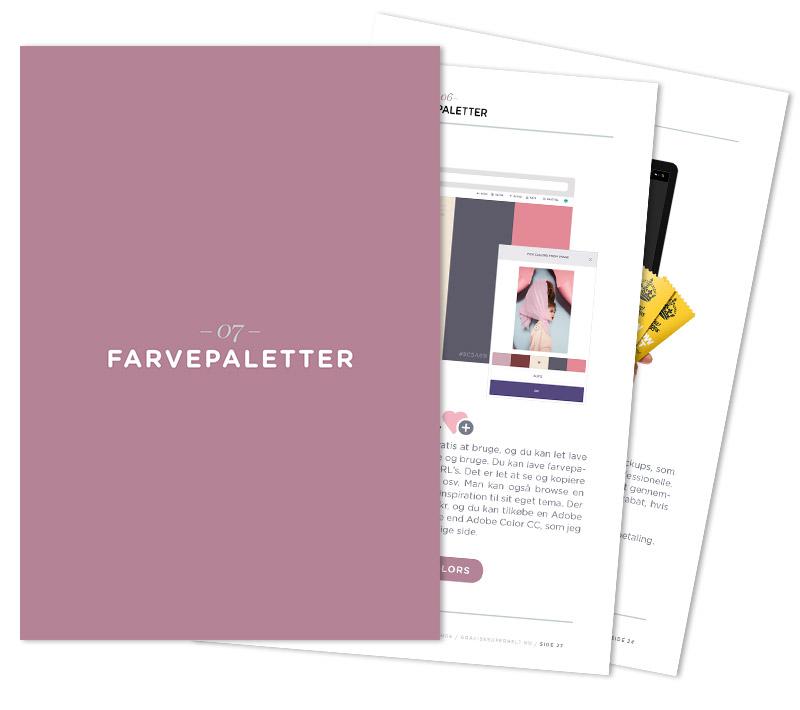 Gratis e-bog - bliv en grafisk superhelt for din kunde eller din chef