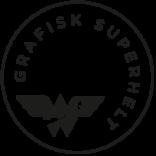 Grafisk Superhelt