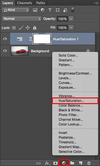 Sådan ændrer du farve i et billede i 3 lette steps - Grafisk Superhelt