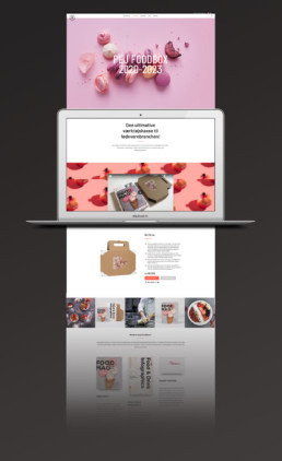 hjemmeside for pej foodbox