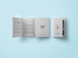 Shining Eyes - brochure