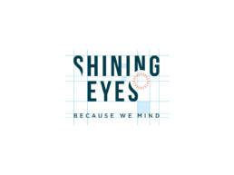 Shining Eyes - høj version af logo