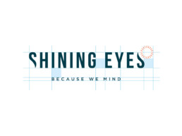 Shining Eyes - bred version af logo
