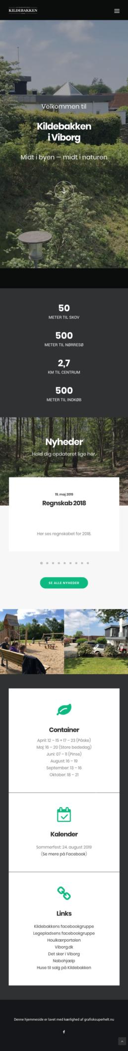 kildebakkenviborg.dk mobile version