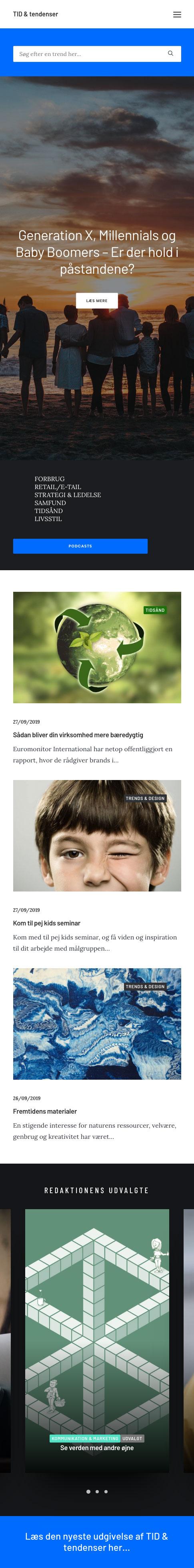 tidogtendenser.dk mobil version