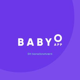 Babyo App - branding