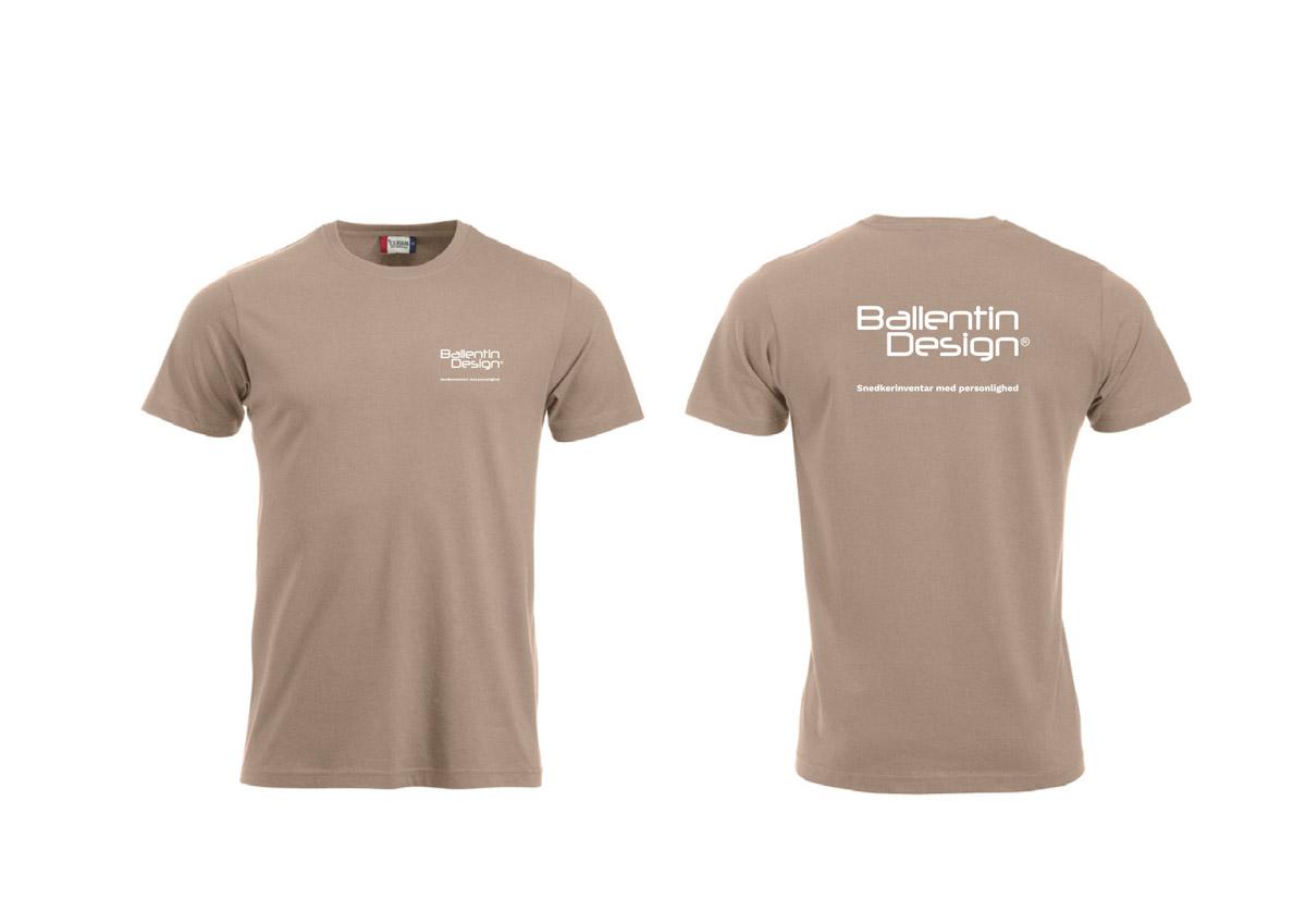 Ballentin Design® t-shirts