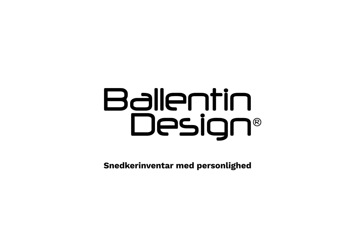 Ballentin Design® logo