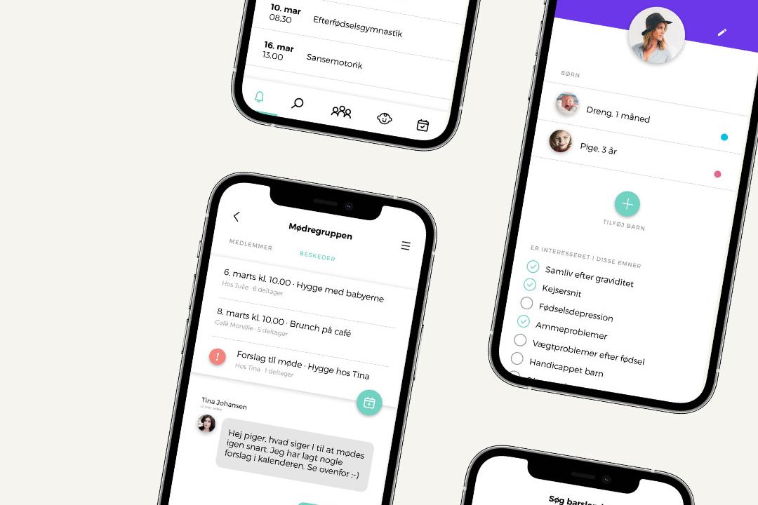 Babyo app concept